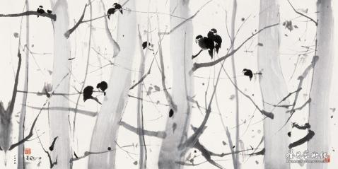 © Wu Guan Zhong 吳冠中